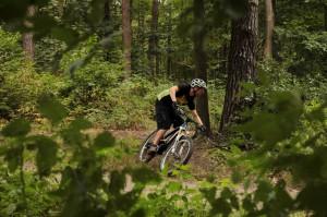 Mountainbike Kurventechnik - Fahrtechnik Kurven MTB