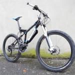Vom Günstig-Bike zum Wald-Flitzer.