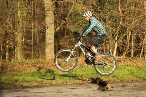 Bunnyhop Mountainbike
